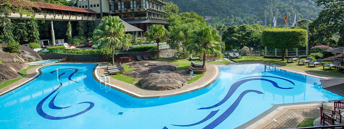 luxury hotel kandy l swimming pool at earls regency hotel kandy